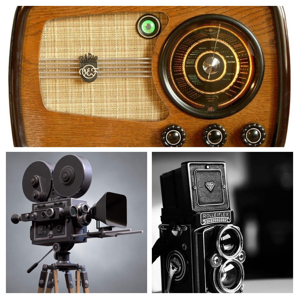 old camera-COLLAGE